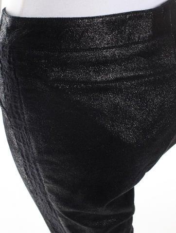 Paris-Bombay Lambskin Pants