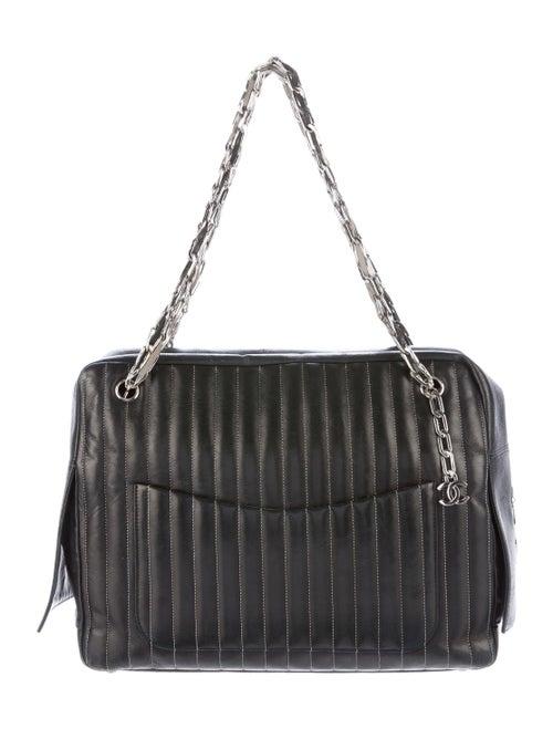 f125089c72e4 Chanel Mademoiselle Ligne Tote - Handbags - CHA294523