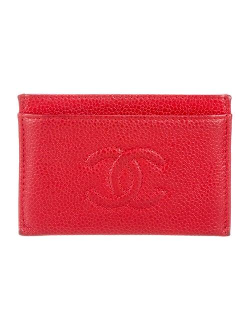 e89f90c1451e20 Chanel Caviar Timeless Card Holder - Accessories - CHA295494 | The ...