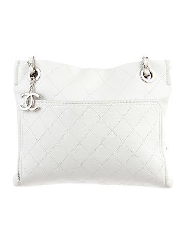 Caviar Quilted Crossbody