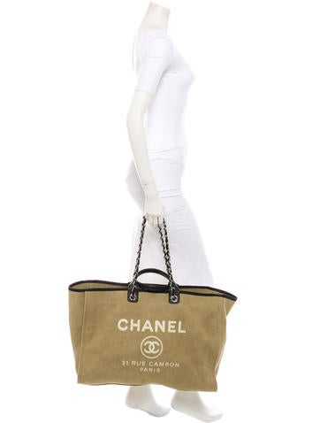 Deauville Extra Large Tote
