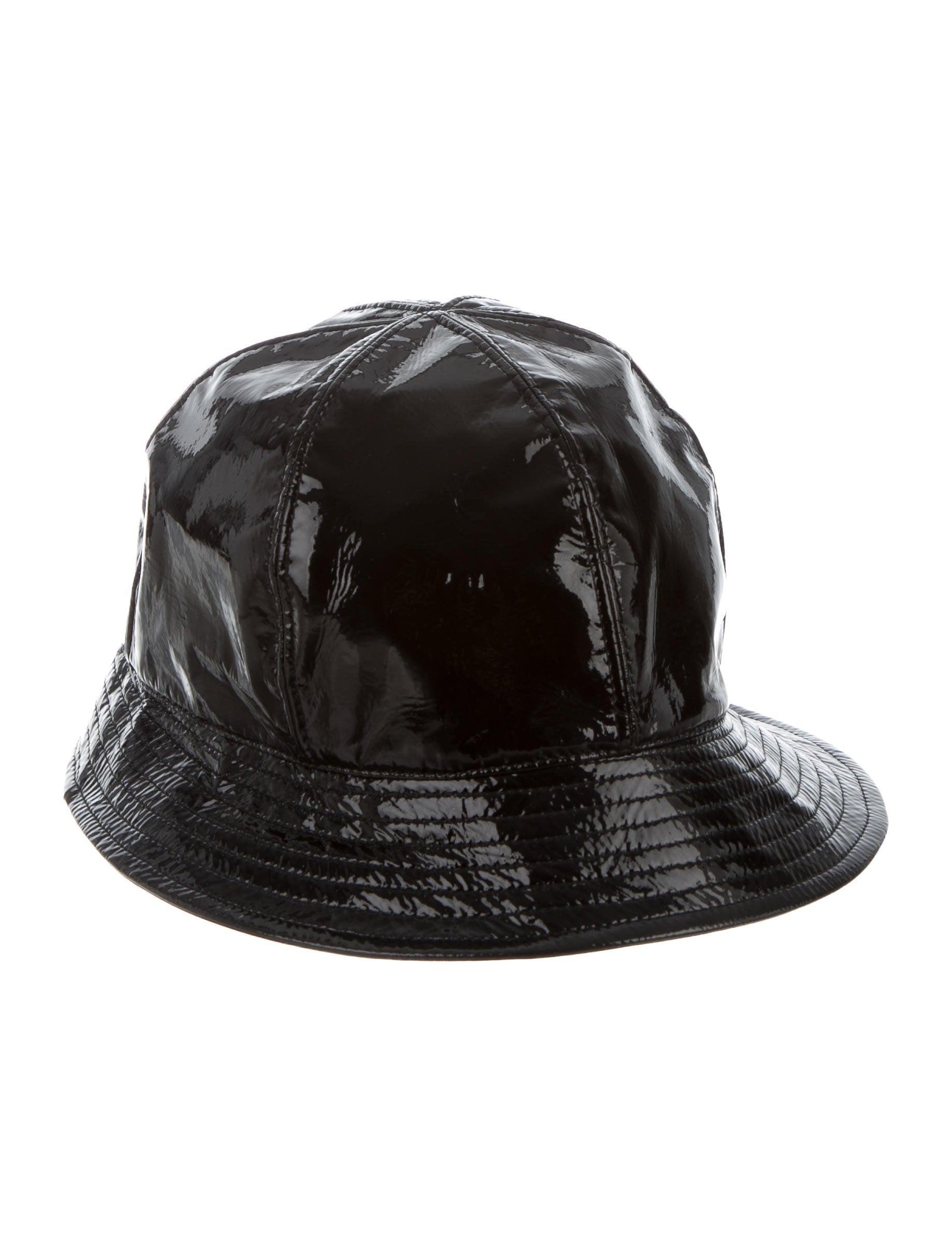 7df8b02b559dbc Chanel Vinyl Bucket Hat - Accessories - CHA301257 | The RealReal