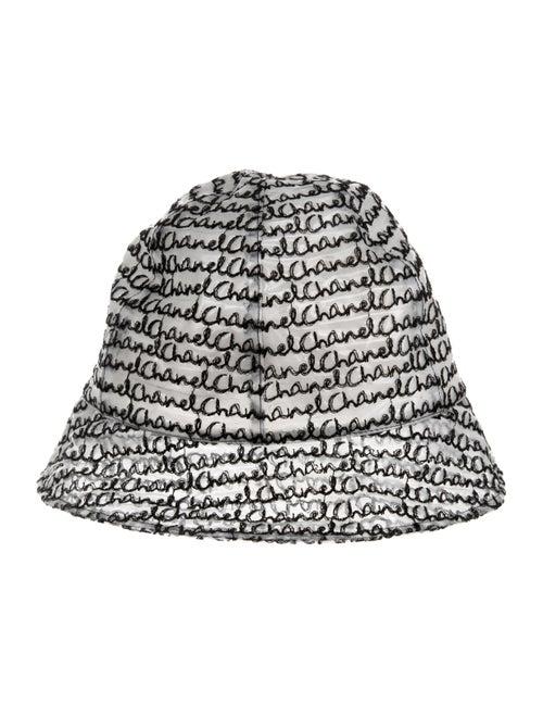 b0ee01c3ddb58 Chanel PVC Logo Bucket Hat w  Tags - Accessories - CHA303646