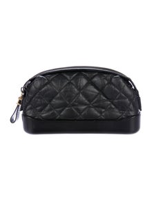 bc81fe123ace Chanel. 2018 Gabrielle Cosmetic Pouch