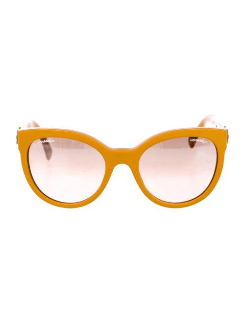 15ee74c39e25a Chanel Boy Brick Sunglasses - Accessories - CHA304466
