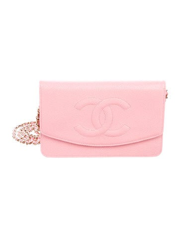 98dbbcd48117 Chanel. Timeless Wallet On Chain