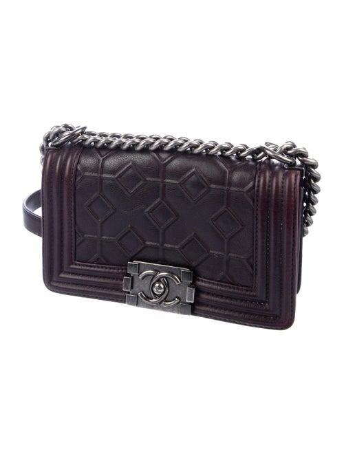 050b81d8131ef9 Chanel Small Boy Arabesque Bag - Handbags - CHA310791 | The RealReal