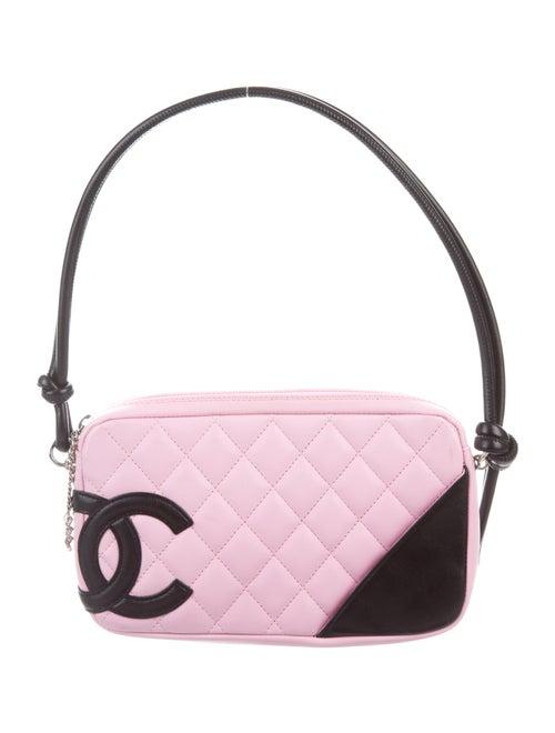 ccbba391426653 Chanel Ligne Cambon Pochette - Handbags - CHA312340 | The RealReal