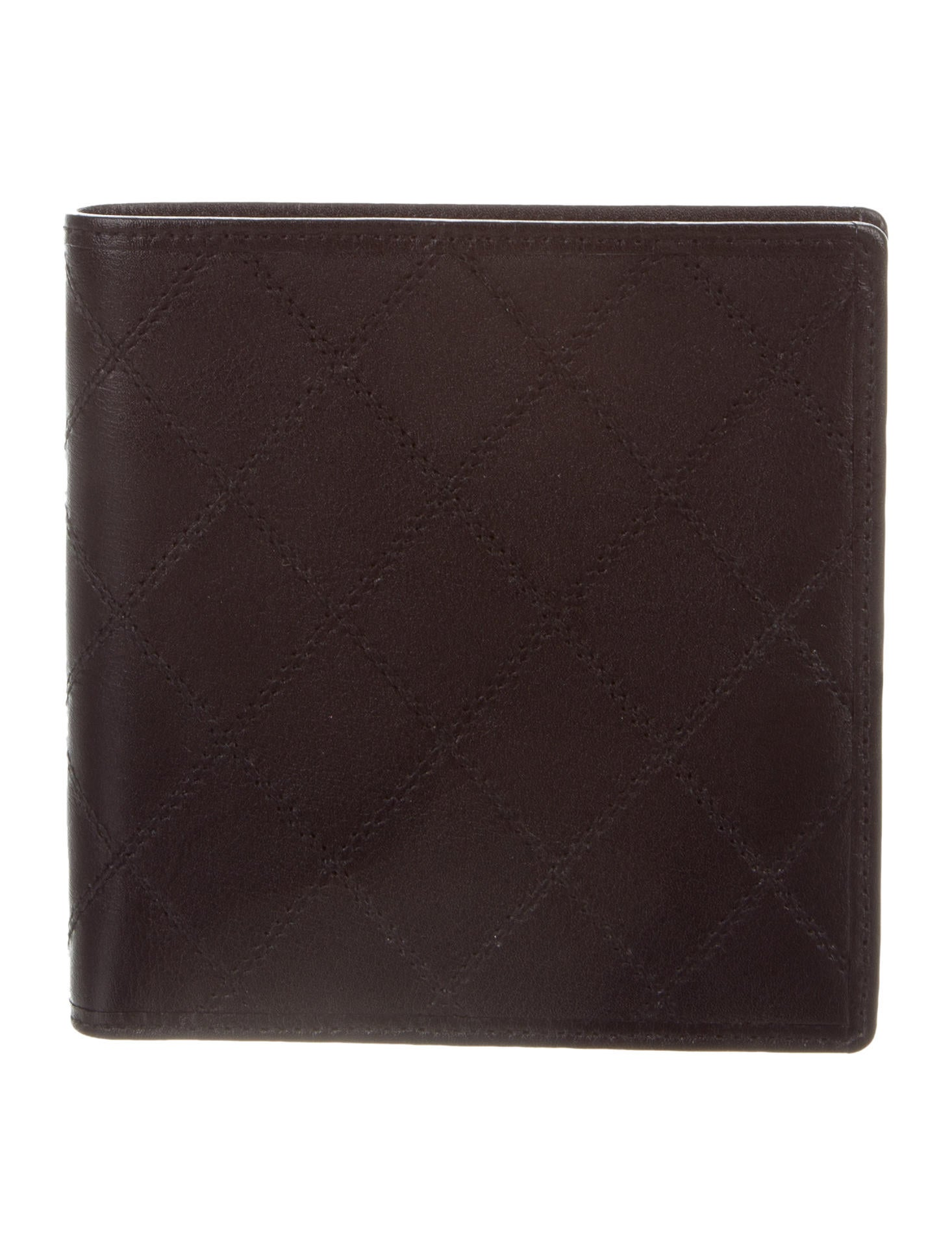 Chanel Vintage Diamond Quilt Wallet - Accessories ...