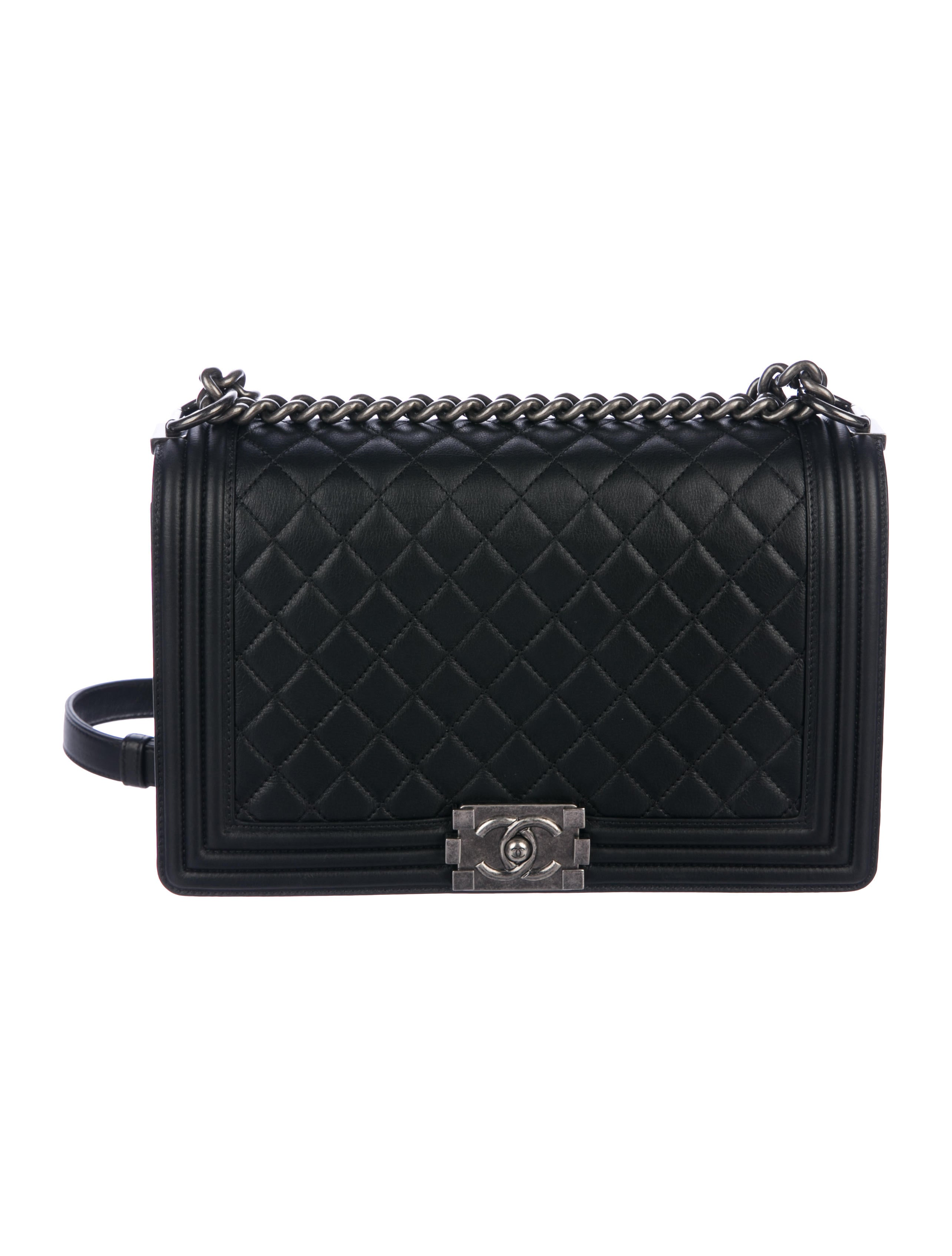 Chanel replica boy reverso bag reference guide forecast to wear for autumn in 2019