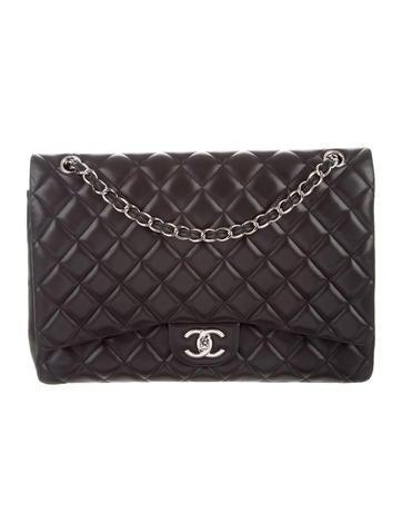 8d9ed90ee24 Chanel. Classic Maxi Double Flap Bag