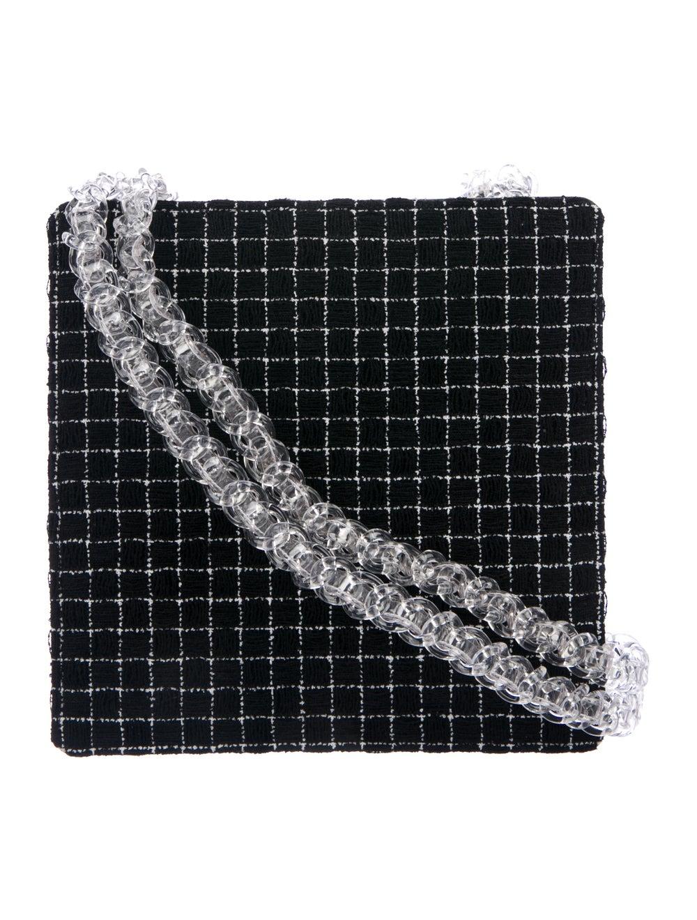 Chanel Chain Fantasy Tweed Bag Black - image 1