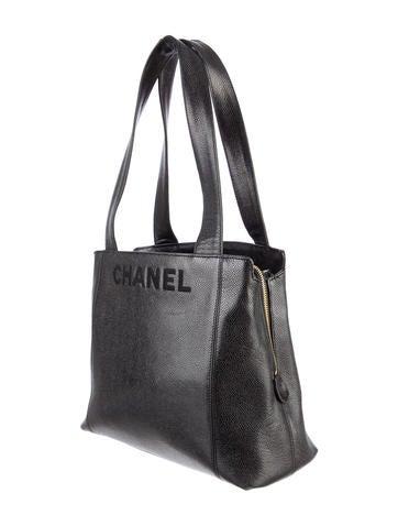 Caviar Shoulder Bag