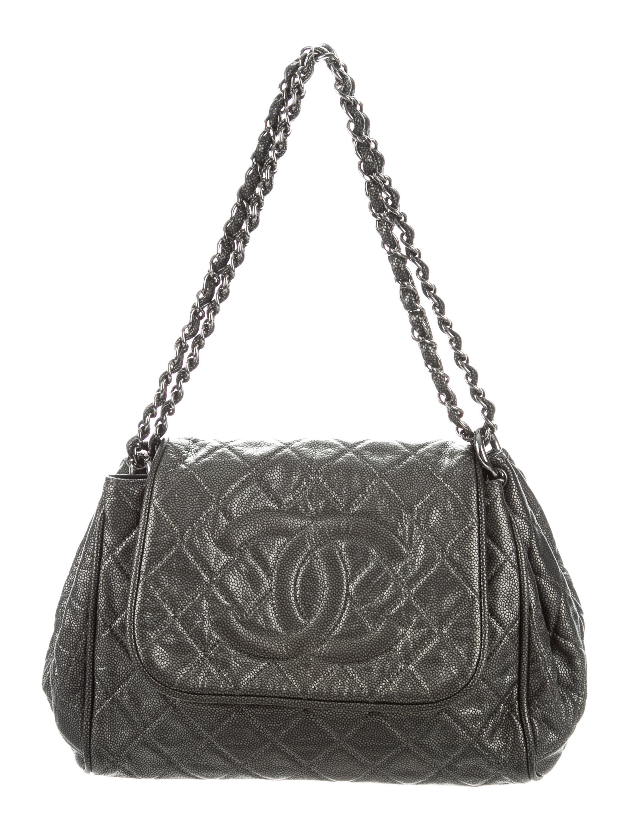 Chanel Timeless Accordion Flap Bag - Handbags - CHA332483  6a641fbb0f118