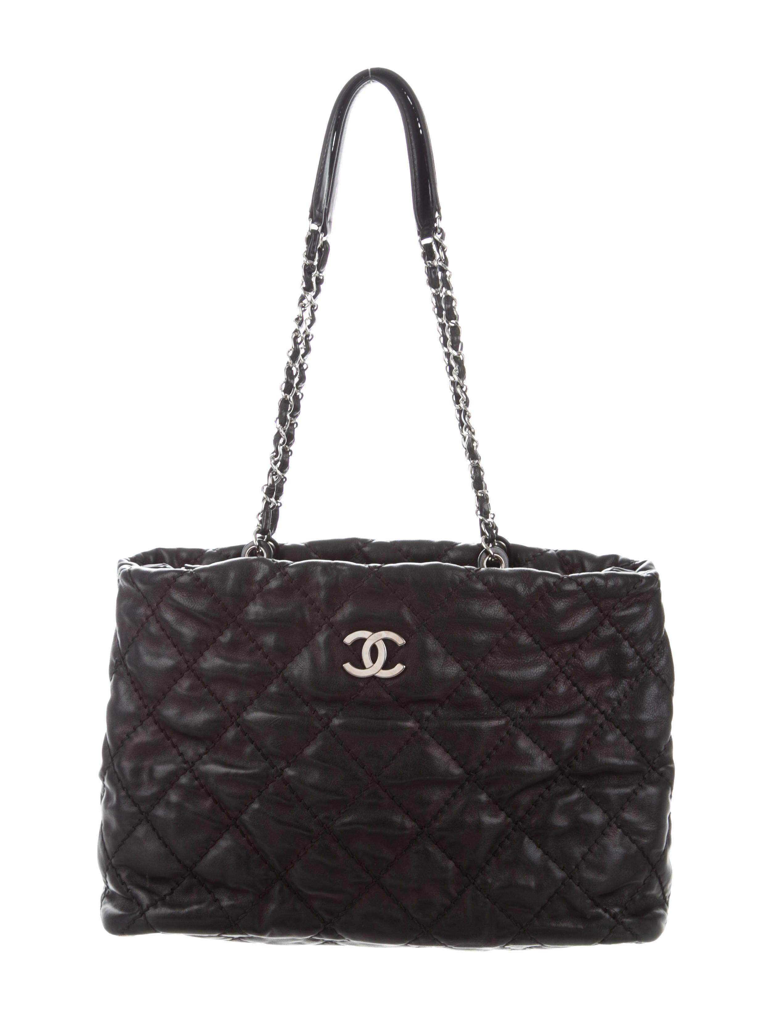 Chanel Love Me Tender Medium Tote - Handbags - CHA332488  f539fdbfb01db
