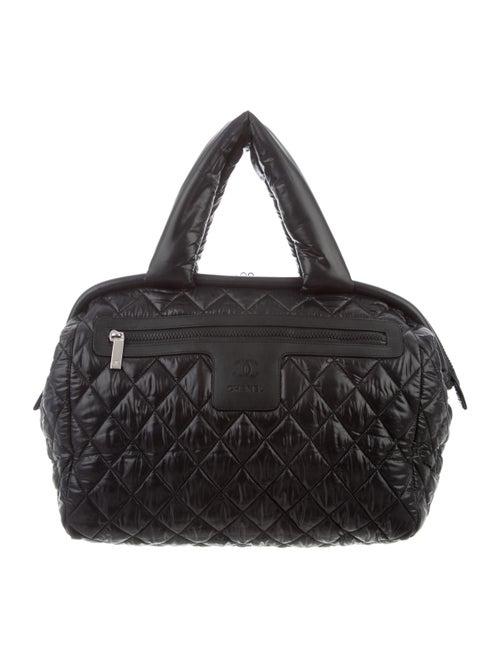 bd88b624700d Chanel Coco Cocoon Frame Tote - Handbags - CHA334065