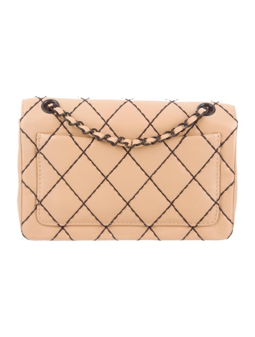 182438c34d4b Chanel Surpique Flap Bag - Handbags - CHA334756 | The RealReal