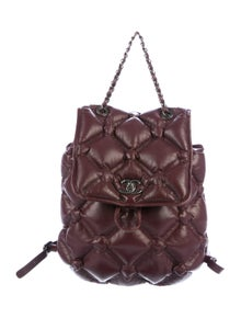 c432d9a892f8e8 Chanel Backpacks | The RealReal