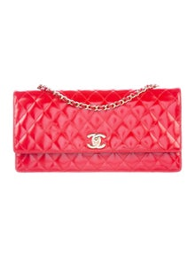 f8f45147b9cb72 Chanel. CC E/W Flap Bag