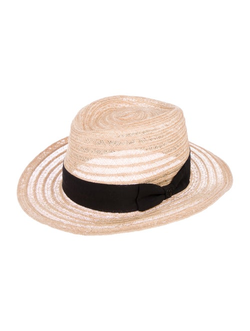 99de51f6c11 Chanel Woven Straw Hat - Accessories - CHA337114