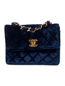 d421d0860d57 Calfskin Mini Tramezzo Flap Bag. Est. Retail $2,800.00. $2,700.00 · Chanel