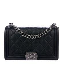 af70e4c1fbec Chanel Boy Bag