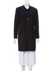 Chanel Vintage Wool Coat