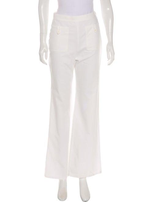 dbfc28d946cc Chanel High-Rise Wide-Leg Pants - Clothing - CHA339689