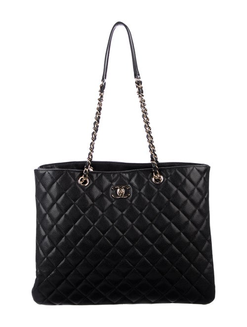 a7e5155083a34f Chanel 2018 Timeless Classic Tote - Handbags - CHA339692 | The RealReal