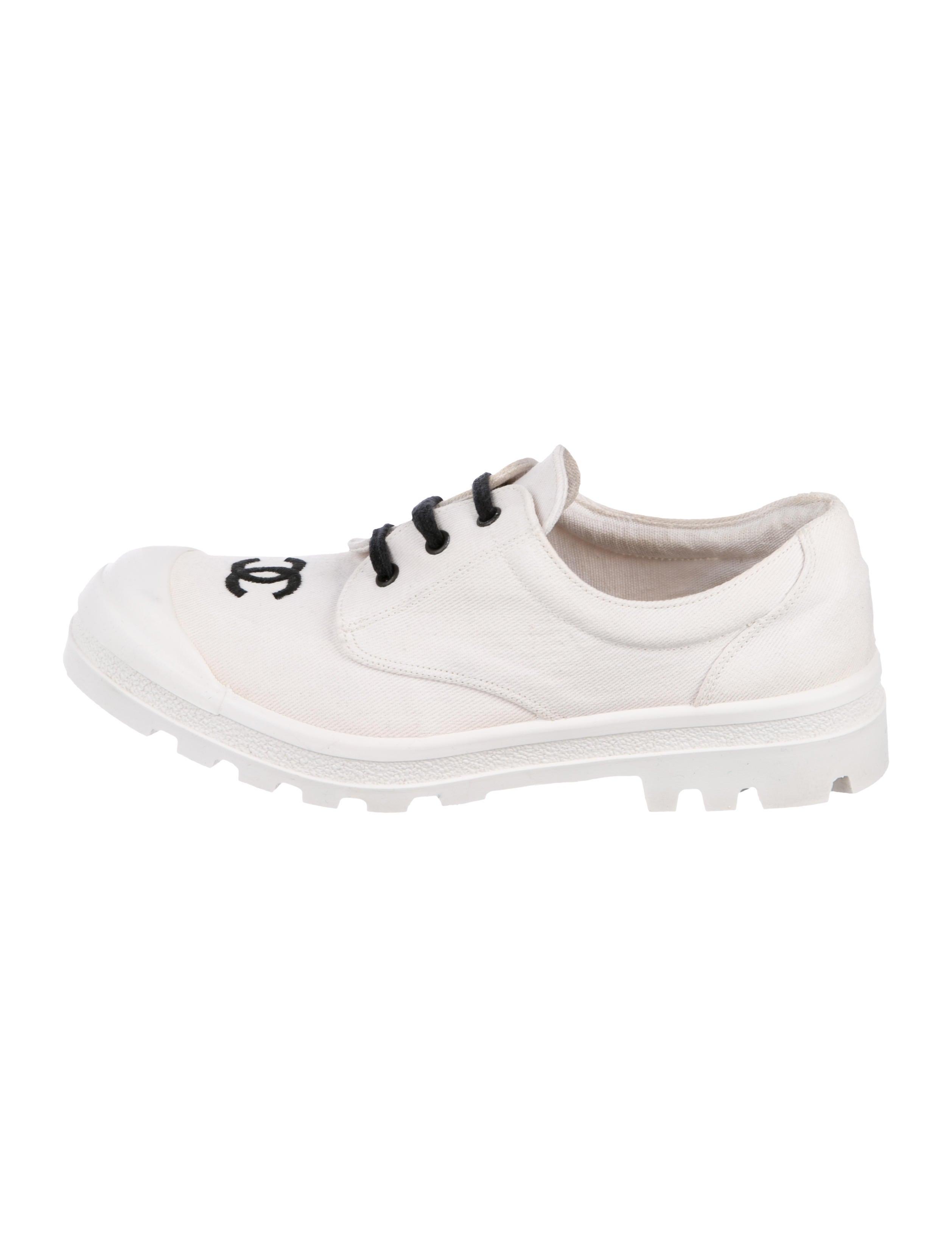 d4e7e145d85 Chanel Sneakers