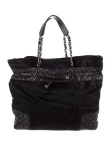 c5ca669e91f Chanel. Ponyhair Shopping Tote