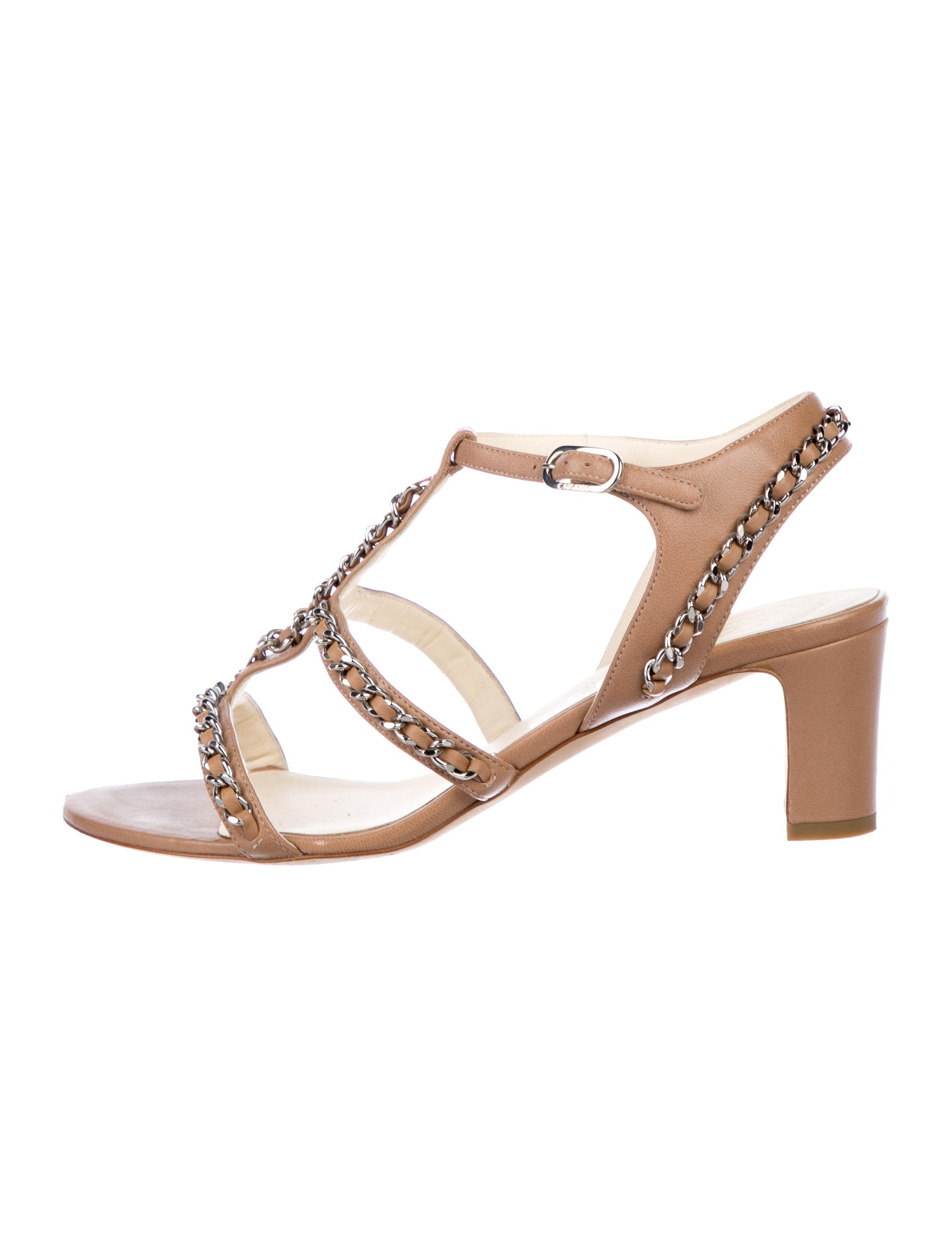 0481d7f81505bf Chanel Sandals