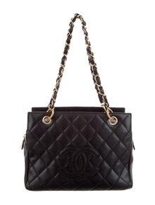355434d365d8 Chanel. Petite Timeless Shopping Tote. Est. Retail  2