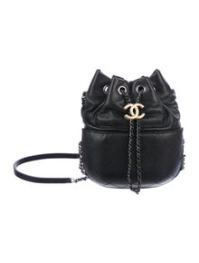 a44dd383d911 Patchwork Mink Bucket Bag.  1