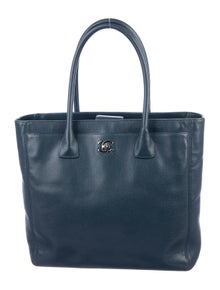 d9d58fcfbb6 Chanel. Tall Cerf Tote