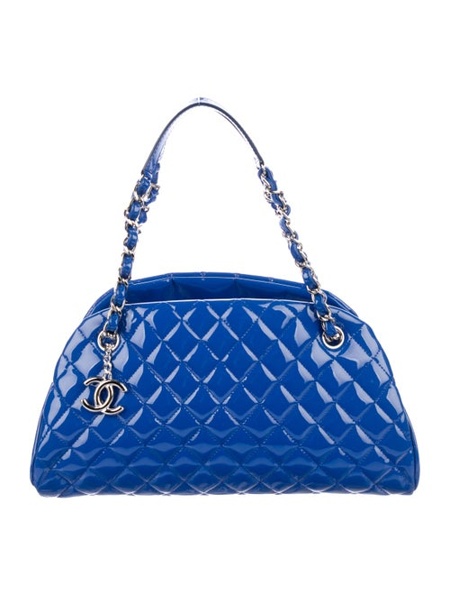 d3075eb8580a Chanel Small Just Mademoiselle Bowler Bag - Handbags - CHA344696 ...