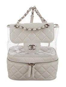 a2ac24b6dc68 Chanel Backpacks