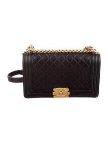 e719a1bf3e28 Chanel Boy Bag