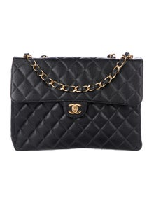 c8edcf0d254e Chanel. Jumbo Single Flap Bag