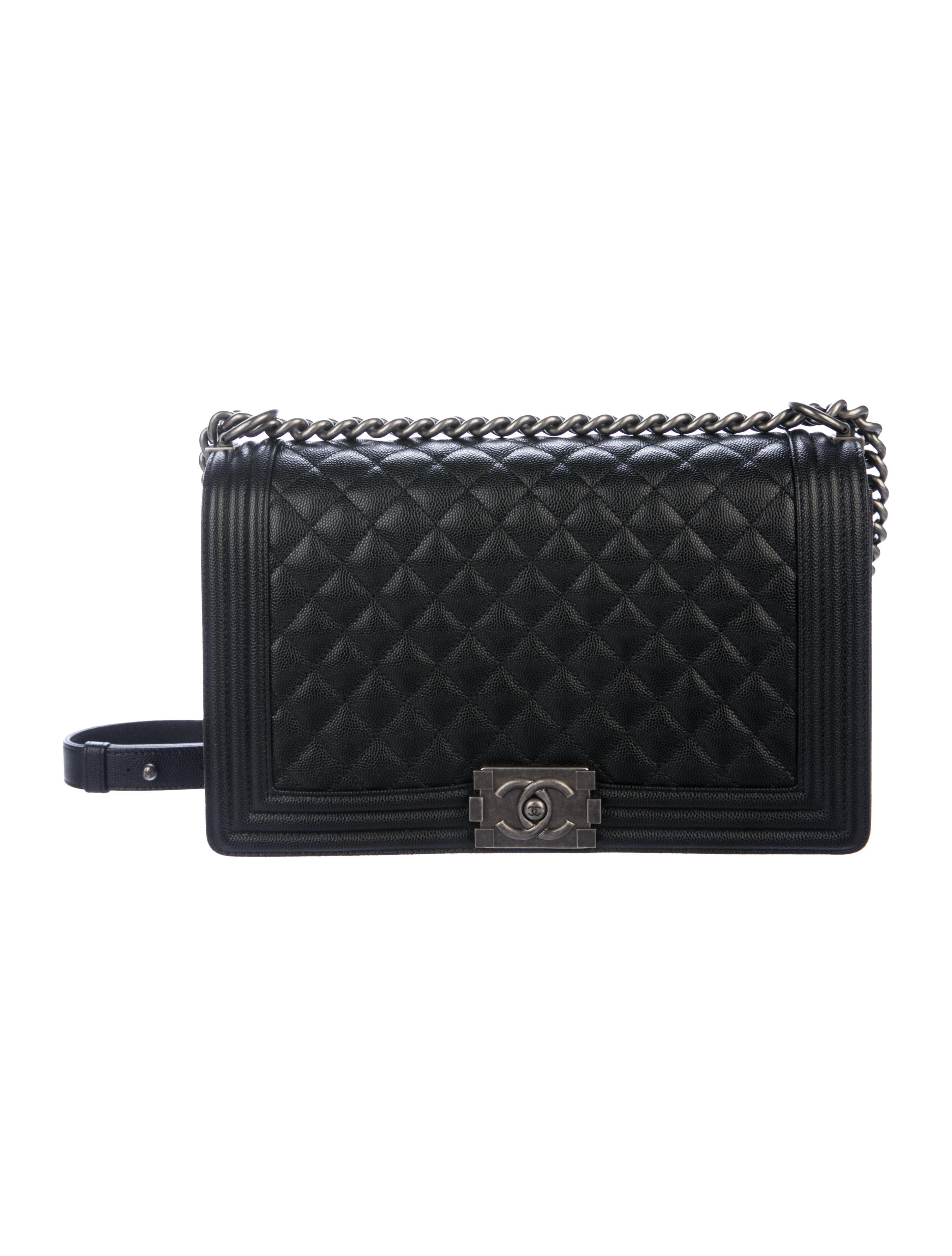 92354996b02ebe Chanel. Caviar Large Boy Bag. $4,800.00. Celine. Medium Classic Bag.  $2,900.00. Mini Multichain Square Quilt Flap ...