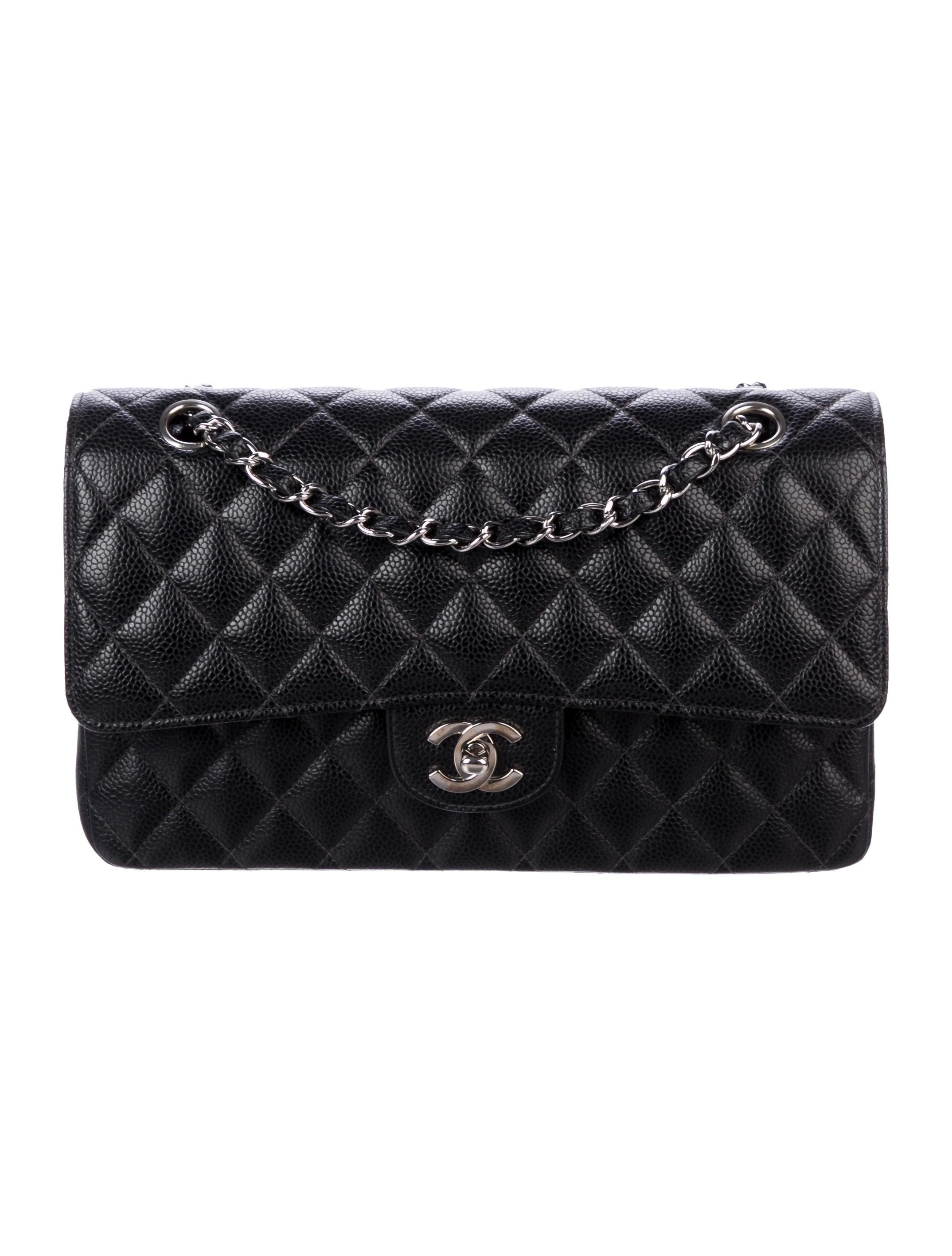 286bdc5f3d3e Chanel Classic Medium Double Flap Bag - Handbags - CHA346418