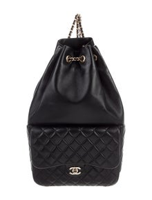 98e12527bade Chanel. Large Backpack In Seoul