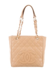 0692a97616f2 Chanel. Petit Shopping Tote