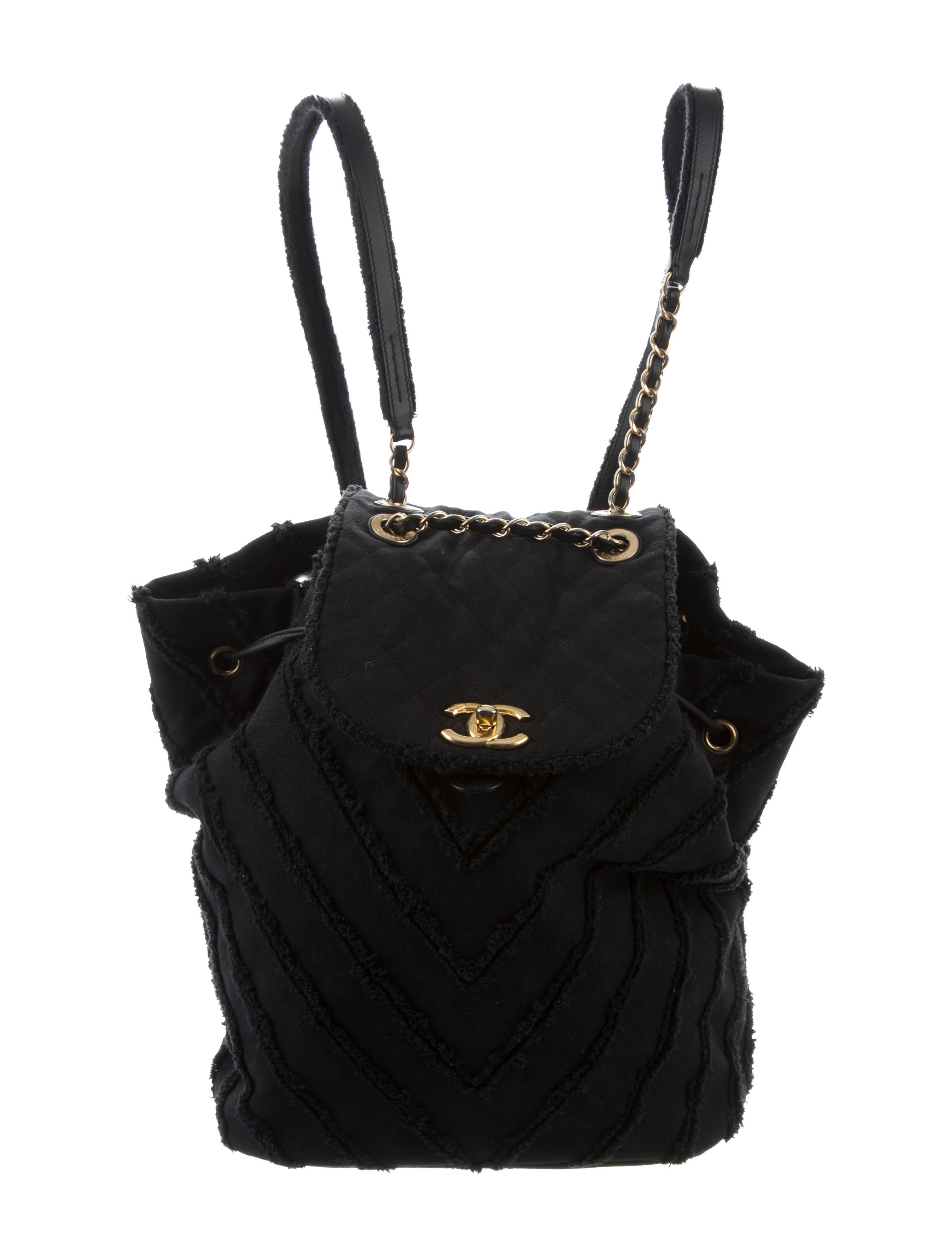 63db5e7b009b Chanel 2017 Coco Cuba Backpack - Handbags - CHA348006