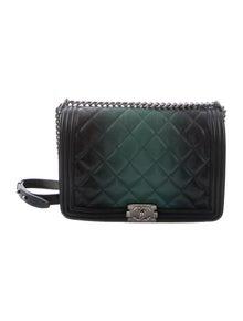 5b7625d24847 Chanel Boy Bag