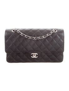 9d6bc9947efde3 Quilted Leather CC Flap Bag. $1,195.00. Sold. Add to wait list · Chanel.  Classic ...
