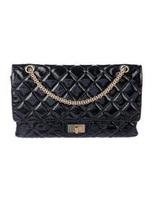d0d086578902 Chanel. Reissue 227 Double Flap Bag