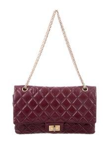 5090d9e1d4af chanel 2.55 flap bag | The RealReal