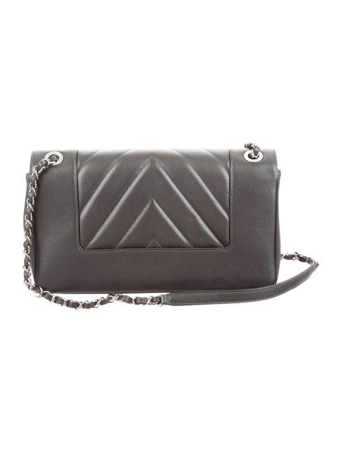 5ade0ccae0a5 Chanel 2017 Mademoiselle Vintage Chevron Flap Bag - Handbags ...