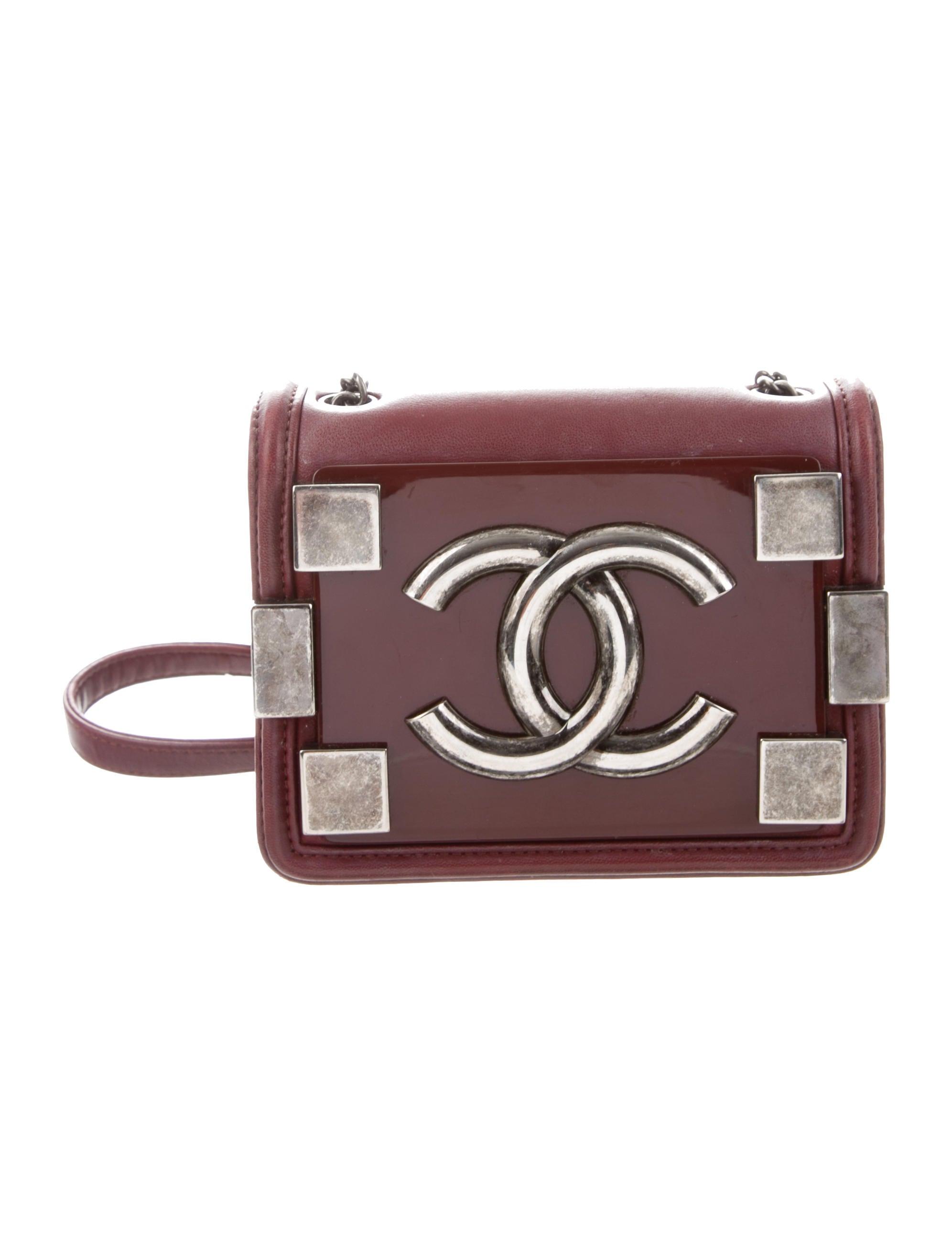 4e152e54f8 Chanel Boy Brick Flap Bag - Handbags - CHA350098